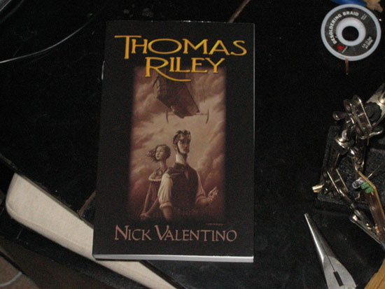 Nick Valentino's Thomas Riley
